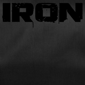 iron black - Sporttasche