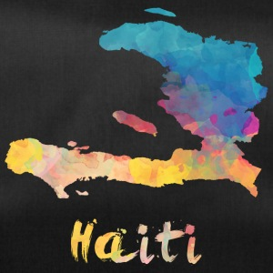 Haitian Watercolor Country - Sporttasche