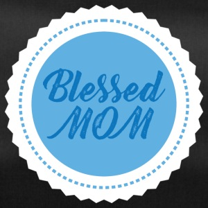 Muttertag: Blessed Mom - Sporttasche