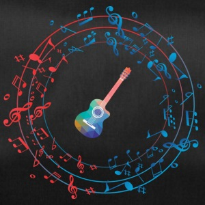 GUITAR CIRCLE - Sportstaske