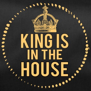 King is in the house! - Duffel Bag
