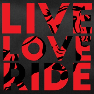Hest / Farm: Live Love, Ride - Sportsbag
