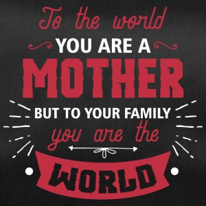 Mother You are My World - Duffel Bag