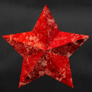 Red Star Red Star jul grunge flag - Sportstaske