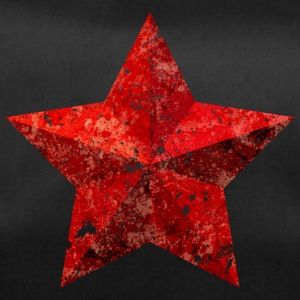 Red Star Red Star jul grunge flagga - Sportväska