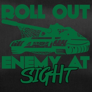 Militaire / Soldat: Roll Out Enemy At Sight - Sac de sport