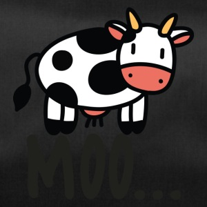 Cow / Farm: Moo ... - Duffel Bag
