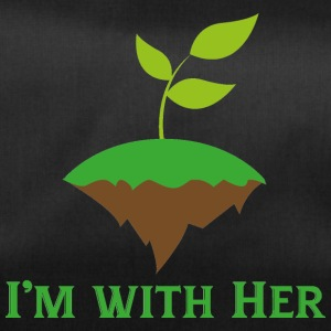 Earth Day / Earth Day: I'm with her - Duffel Bag