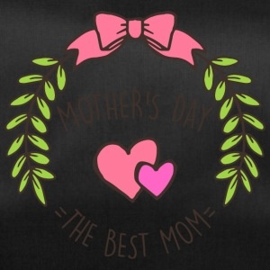 The best mom Mothers day gift - muttertag - Sporttasche
