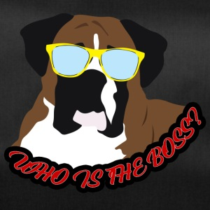 Hund / Boxer: Who is the Boss? - Sporttasche