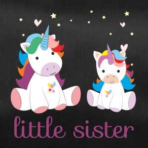 Unicorn little sister - Duffel Bag
