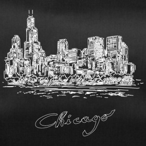 Chicago City - Verenigde Staten - Sporttas