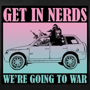 Get in Nerds! - Duffel Bag