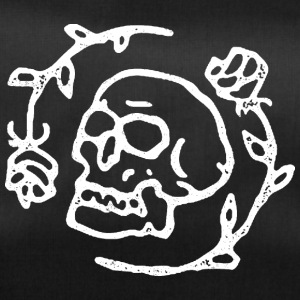 Skull and Roses - Sporttasche