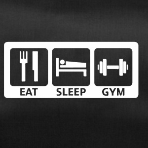 Eat Sleep Gym - Sporttas