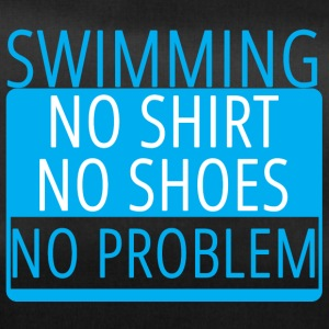 Natation / float: Natation - Non Shirt, No Shoe - Sac de sport