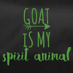Ziege / Bauernhof: Goat Is My Spirit Animal - Sporttasche