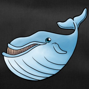 Little Blue Whale - Sportsbag
