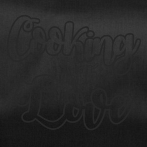 Chef / Chef Cook: Cooking With Love - Duffel Bag