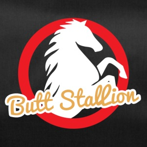 Hest / Farm: Butt Stallion - Sportsbag