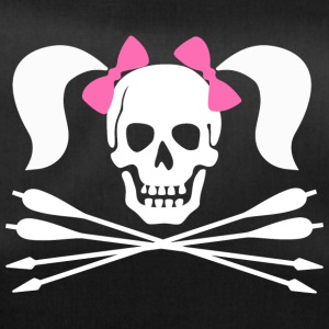 Pirate Archer Girl - Duffel Bag