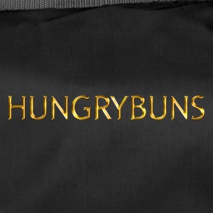 « HUNGRYBUNS » en or - Sac de sport