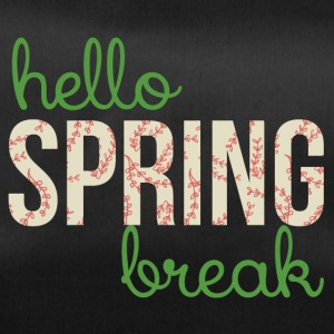 Spring Break / Springbreak: Hello Spring Break - Sporttasche