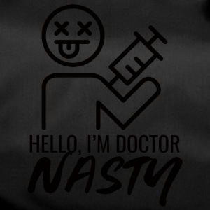 Doctor / Physician: Hello, I'm Doctor Nasty - Duffel Bag
