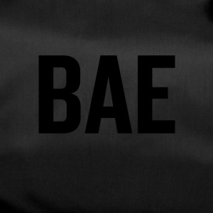 Bae (Black) - Duffel Bag