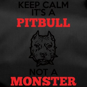 Hund / Pitpull: Keep Calm, It´s a Pitbull, Not A - Sporttasche