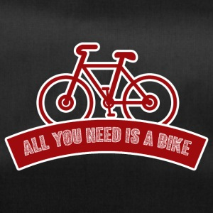 Bicycle: All you need is a bike - Duffel Bag