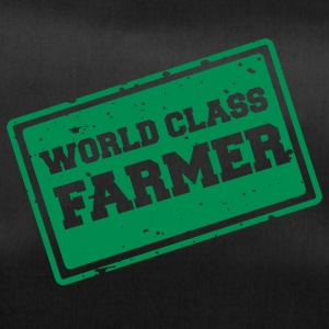 Farmer / Landwirt / Bauer: World Class Farmer - Sporttasche