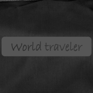 world traveler - Sporttasche