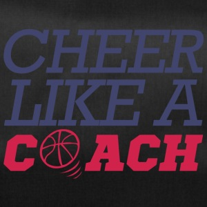 Coach / Trainer: Cheer Like A Coach - Sporttasche