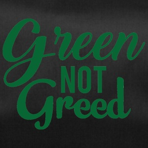 Earth Day / Earth Day: Green not greed - Duffel Bag