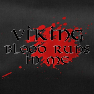 Vikingen: Viking Blood Runs In Me - Sporttas