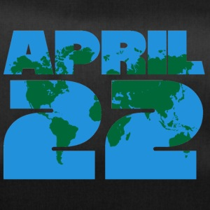Earth Day / Earth Day: April 22 - Duffel Bag