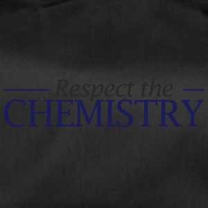 Chemist / Chemistry: Respect the Chemistry - Duffel Bag