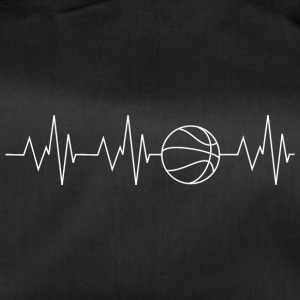 Heartbeat Basketball - Duffel Bag