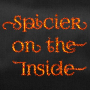 Inside spicier flaming - Duffel Bag