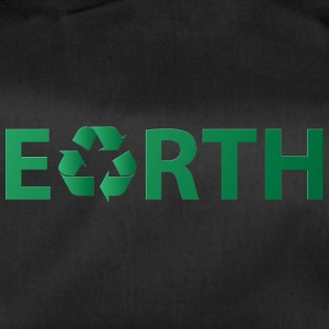 Earth Day: Earth - Recycling - Duffel Bag