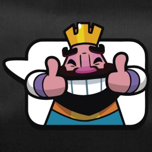 Emoticon Koning Royale Clash - Sporttas