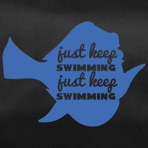 Natation / float: Just Keep Piscine - Sac de sport