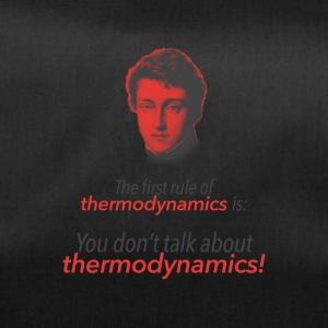 Thermodynamics - Duffel Bag