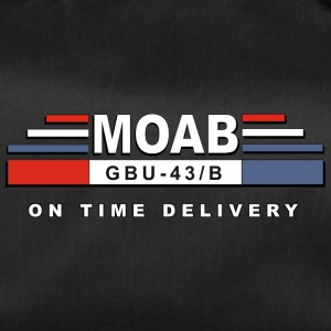 MOAB - Mother Of All Bombs (Mother Of All Bombs) - Sportsbag