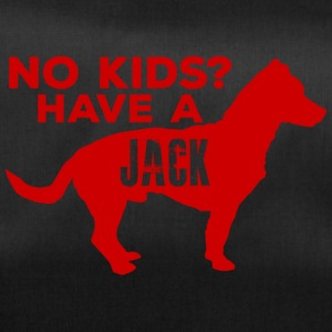 Dog / Jack Russell: No Kids? Have A Jack - Duffel Bag