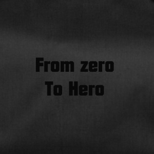 from zero to hero - Duffel Bag