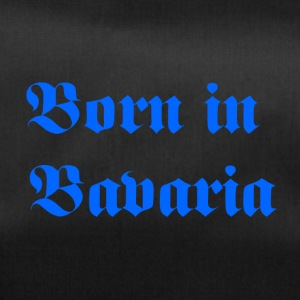 Born in Bavaria - Sporttasche