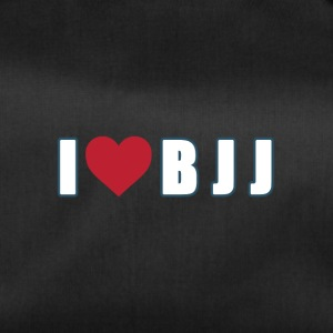 I love bjj - Duffel Bag