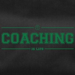 Coach / Trener: Coaching Is Life - Torba sportowa